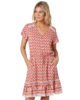 DUSTY ROSE WOMENS CLOTHING RIP CURL DRESSES - GDRCK90577