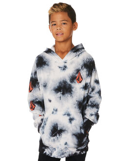NEW BLACK KIDS BOYS VOLCOM JUMPERS + JACKETS - C4131907NBK