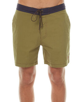 AVOCADO MENS CLOTHING DEUS EX MACHINA BOARDSHORTS - BDMP72623AVO