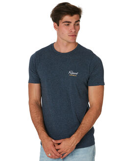 STEEL MARLE MENS CLOTHING RIP CURL TEES - CTETT29382