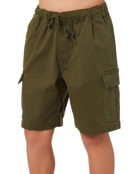 RIFLE GREEN OUTLET KIDS ELEMENT CLOTHING - 384361RIFGR