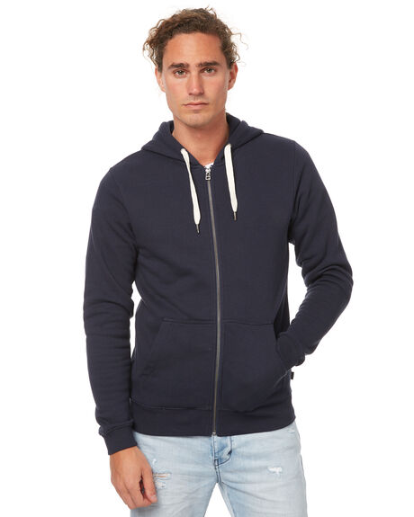 NAVY MENS CLOTHING SWELL JUMPERS - S5164443NVY