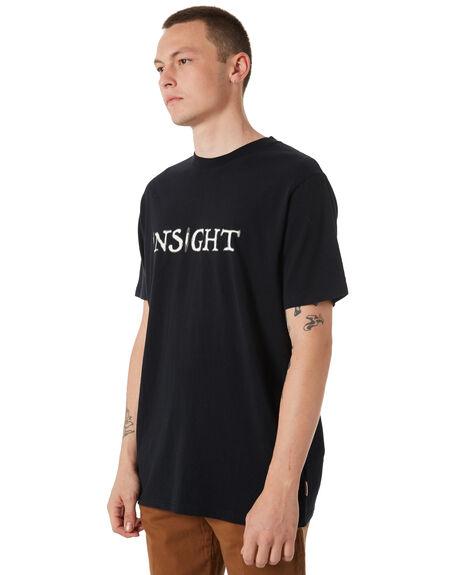 BLACK MENS CLOTHING INSIGHT TEES - 5000001872BLK