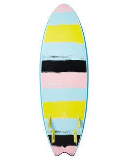 BLUE CURACAO BOARDSPORTS SURF CATCH SURF SOFTBOARDS - ODY56-QBLU9