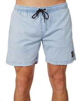 BLUE ACID MENS CLOTHING THE PEOPLE VS BOARDSHORTS - MTHBS-ABBLUAC