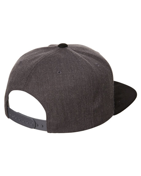 BLACK MENS ACCESSORIES RHYTHM HEADWEAR - OCT17M-CP07-BLK