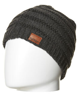 CHARCOAL MENS ACCESSORIES SURFSTITCH HEADWEAR - WCBCHAR