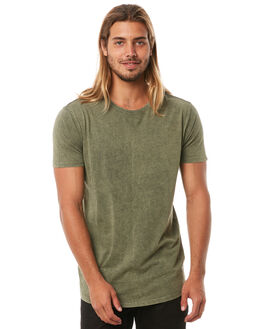 MILITANT MENS CLOTHING SILENT THEORY TEES - 4085000KHAK