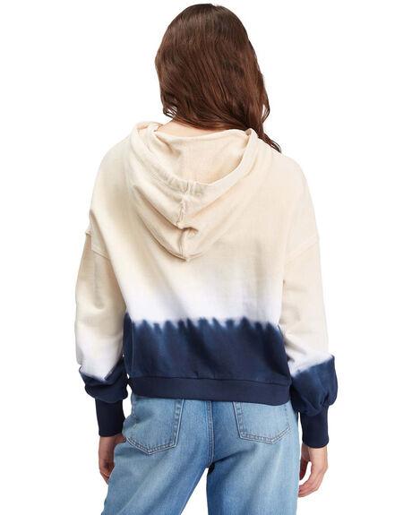 TAPIOCA WOMENS CLOTHING ROXY HOODIES + SWEATS - ARJFT03898-TEH0