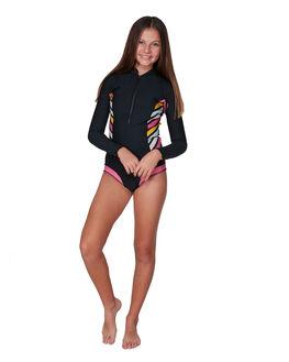 BLACK BOARDSPORTS SURF ROXY GIRLS - ERGW403007-KVJ0