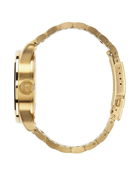 ALL GOLD MENS ACCESSORIES NIXON WATCHES - A356502