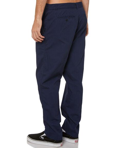 DARK NAVY MENS CLOTHING STUSSY PANTS - ST016603DNV