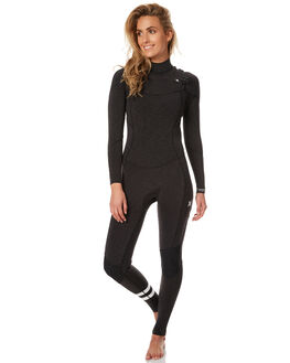 BLACK SURF WETSUITS HURLEY STEAMERS - GFS000016000A