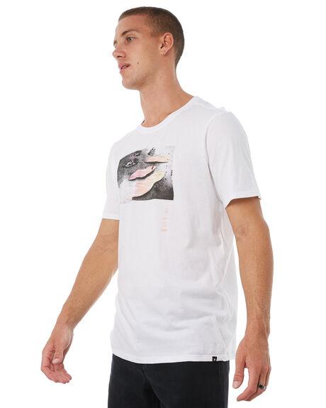 WHITE OUTLET MENS HURLEY TEES - AJ1781100