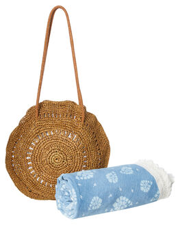 Makani Round Towel and Lively Bag, , hi-res
