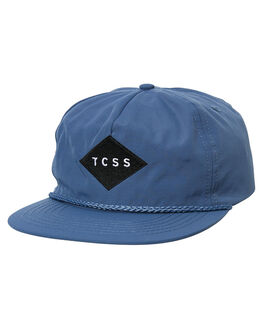 BLUE MENS ACCESSORIES THE CRITICAL SLIDE SOCIETY HEADWEAR - HW1853BLU
