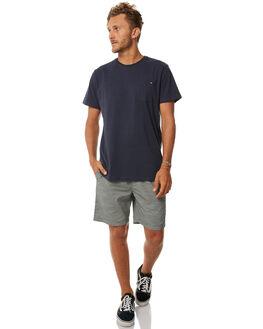 NAVY MENS CLOTHING BILLABONG TEES - 9562046NVY