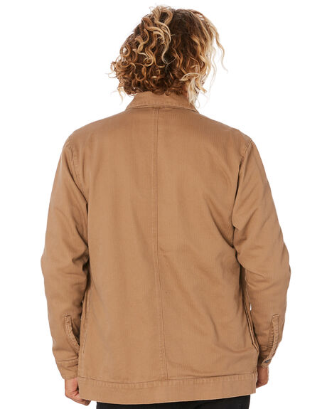 LATTE MENS CLOTHING RUSTY JACKETS - JKM0417LAT