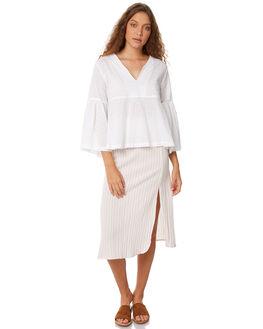 STRIPE WOMENS CLOTHING ZULU AND ZEPHYR SKIRTS - ZZ2101STR