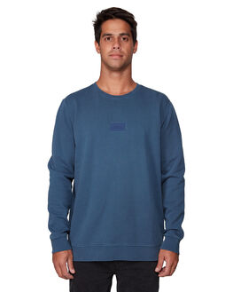 MOODY BLUE MENS CLOTHING RVCA JUMPERS - RV-R107168-MDY
