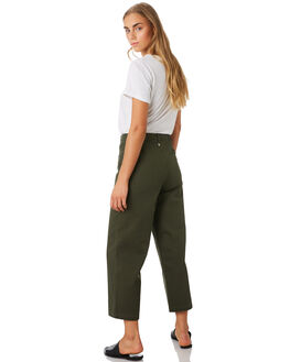 DARK KHAKI WOMENS CLOTHING ALL ABOUT EVE PANTS - 6434051KHAK