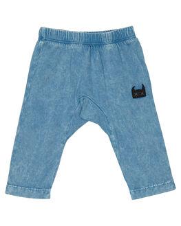 ACID BLUE KIDS BABY MUNSTER KIDS CLOTHING - MI181PA06ABLU
