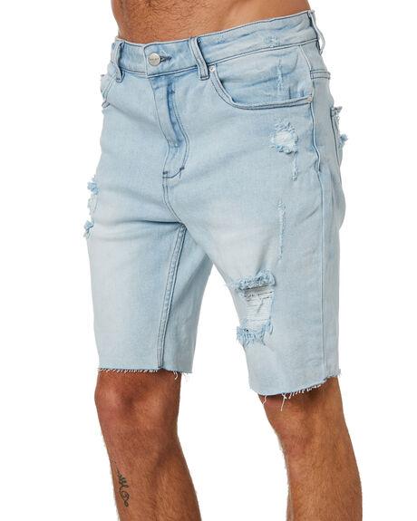 SHORE BLUE MENS CLOTHING INSIGHT SHORTS - 5000005954SHB