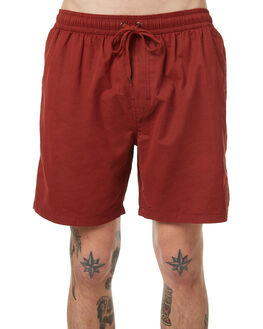 WINE MENS CLOTHING NO NEWS BOARDSHORTS - N5174231WIN