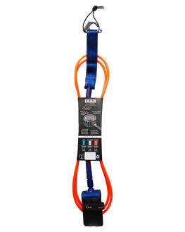 BLOOD ORANGE NAVY BOARDSPORTS SURF FCS LEASHES - EARA-BON-07FBLDON