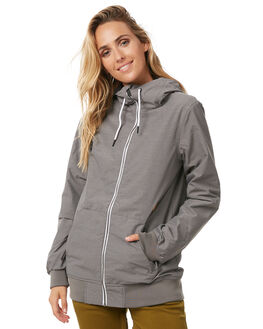 CHARCOAL SNOW OUTERWEAR VOLCOM JACKETS - H0451808CHR