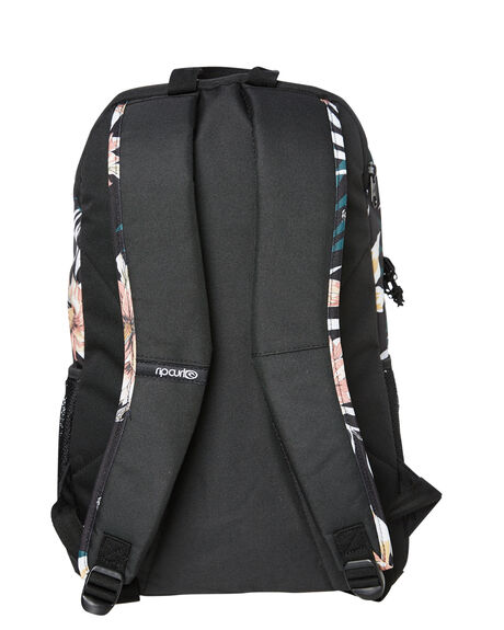 BLACK WOMENS ACCESSORIES RIP CURL BAGS + BACKPACKS - LBPLY10090