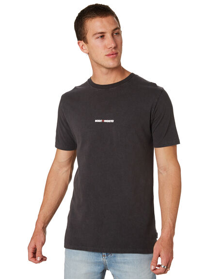 DUSTY BLACK MENS CLOTHING INSIGHT TEES - 5000003618DSBLK