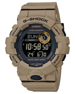 KHAKI MENS ACCESSORIES G SHOCK WATCHES - GBD-800UC-5DRKHA