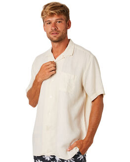 MILK MENS CLOTHING ACADEMY BRAND SHIRTS - 19W841MILK