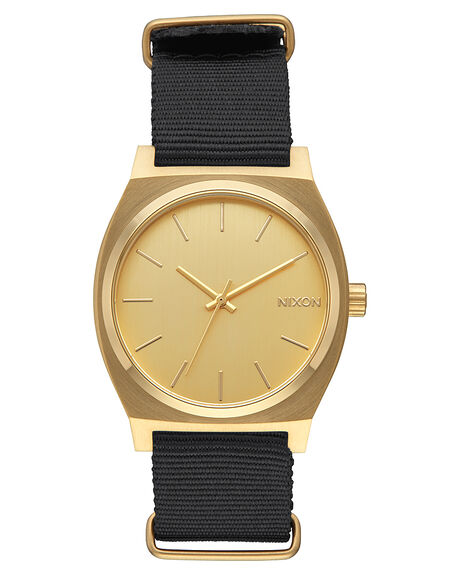 GOLD  BLACK MENS ACCESSORIES NIXON WATCHES - A045513