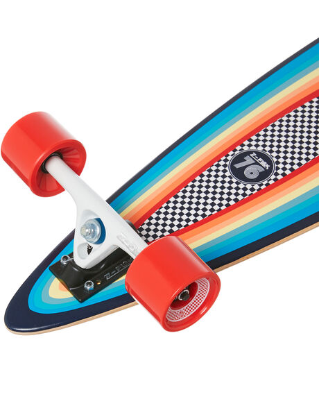 RED BOARDSPORTS SKATE Z FLEX COMPLETES - ZFXL0085RED