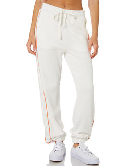 OFF WHITE WOMENS CLOTHING C&M CAMILLA AND MARC PANTS - UCMP4312OWHT