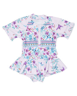 MULTI KIDS GIRLS SEAFOLLY SWIMWEAR - 15382T-144MUL