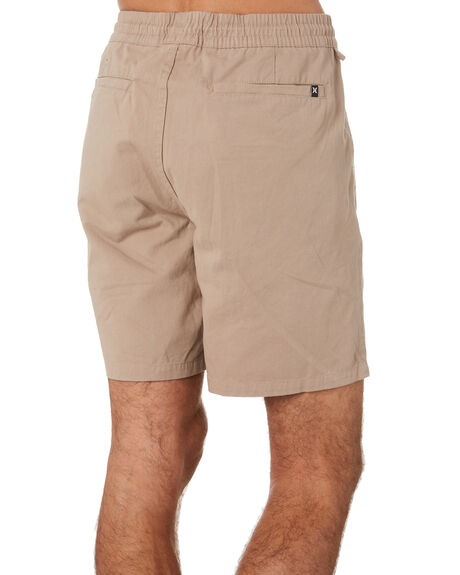 KHAKI MENS CLOTHING HURLEY SHORTS - MWS0006610H235