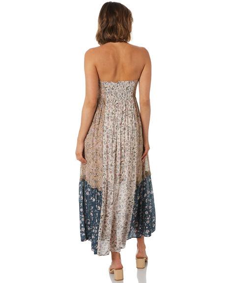 MULTI WOMENS CLOTHING TIGERLILY DRESSES - T611416NAT