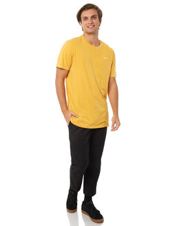 WASHED GOLD MENS CLOTHING ELEMENT TEES - 174035WGOLD