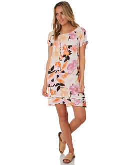 LILIAC WOMENS CLOTHING RIP CURL DRESSES - GDRIU10108