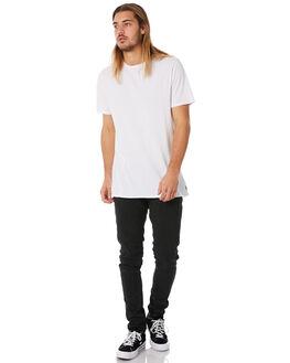 BLACK DIRT MENS CLOTHING NUDIE JEANS CO JEANS - 112735BKDIR