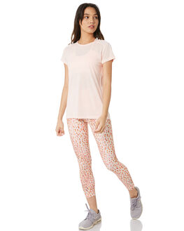 DUSTY PINK WOMENS CLOTHING LORNA JANE ACTIVEWEAR - WS1019213DSTPK
