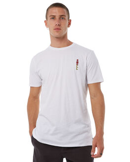 WHITE MENS CLOTHING SWELL TEES - S5183017WHITE