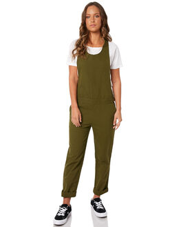 OLIVE CANVAS OUTLET WOMENS HURLEY PLAYSUITS + OVERALLS - AJ3597395