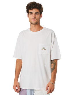 PIGMENT GREY MENS CLOTHING NO NEWS TEES - N5202001PIGGY