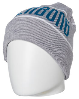GREY HEATHER MENS ACCESSORIES BILLABONG HEADWEAR - 9695352BGRYH