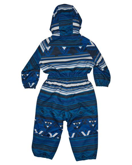 MOUNTAIN AZTEC BLUE BOARDSPORTS SNOW ELUDE BOYS - W19EBOO4218SBL