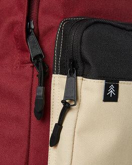 JONES MENS ACCESSORIES PARKLAND BAGS + BACKPACKS - 20006-00249-OSJONE
